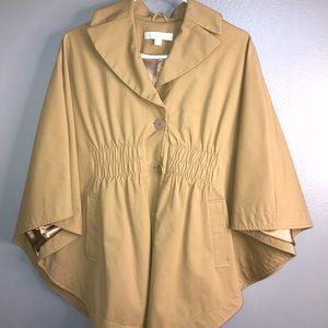 Camel Cape Jacket